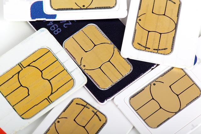 SIM-карта вместо паспорта