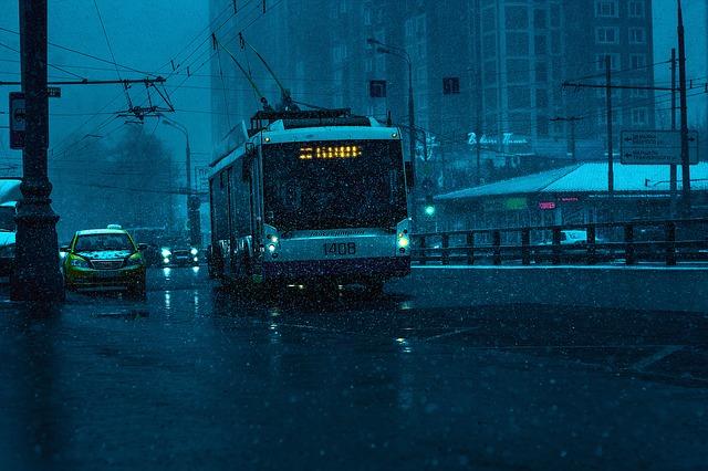 Детей-безбилетников запретят высаживать из транспорта в холода