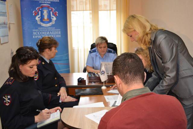 Челябинские юристы проводят совместные консультации с прокуратурой