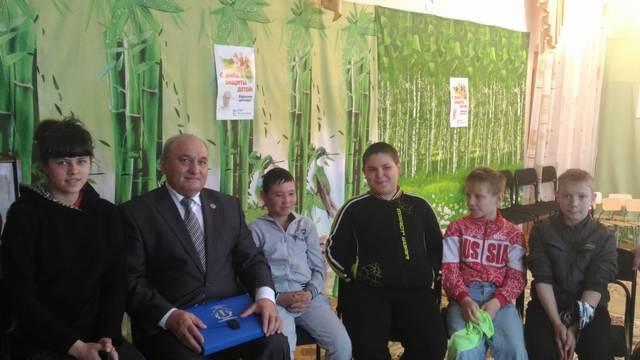 Общественная палата Чебаркуля провела день правовой помощи детям