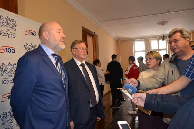 В Челябинске презентовали «Страсти по праву»