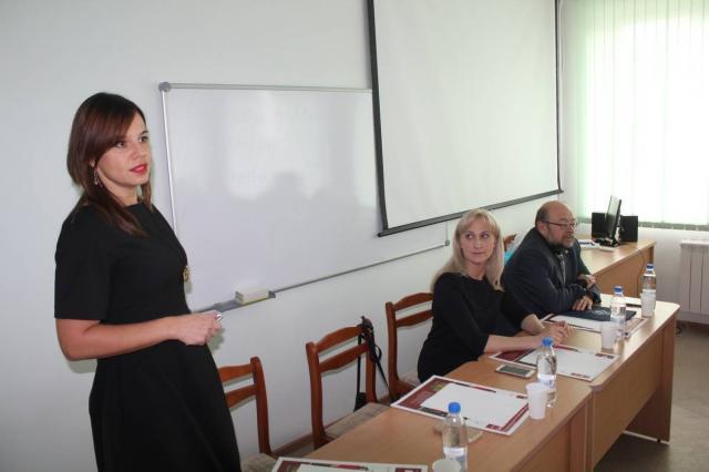 Челябинским студентам рассказали про медиацию