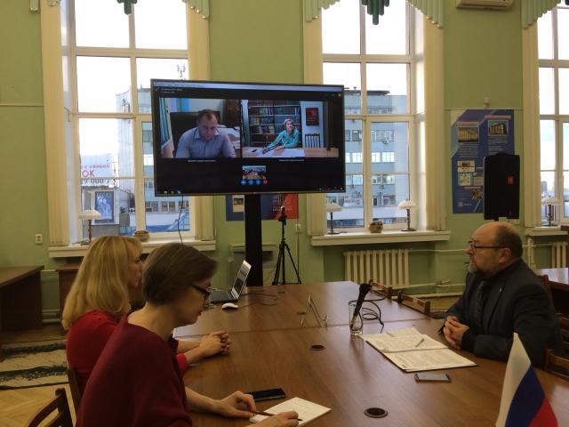 В Челябинске провели итоговое заседание исполкома