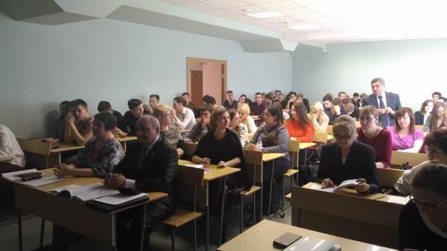 Научно-практическая конференция в Миассе
