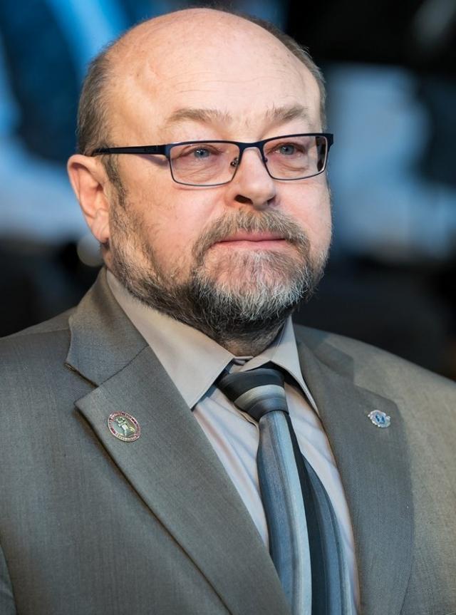 Поздравляем В.В. Гришмановского!