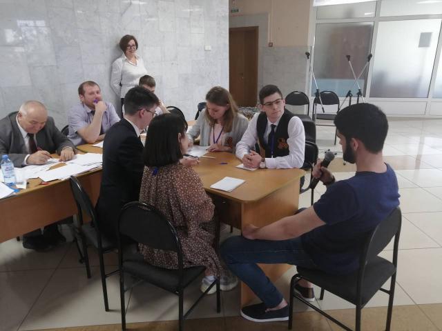 В Челябинске состоялся форум юридических клиник