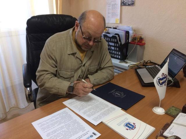 ЧРО АЮР и ГУ МВД по региону подписали соглашение о сотрудничестве