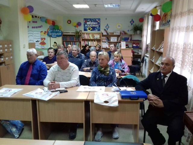 Юристы Чебаркуля провели правовую консультацию для ветеранов города