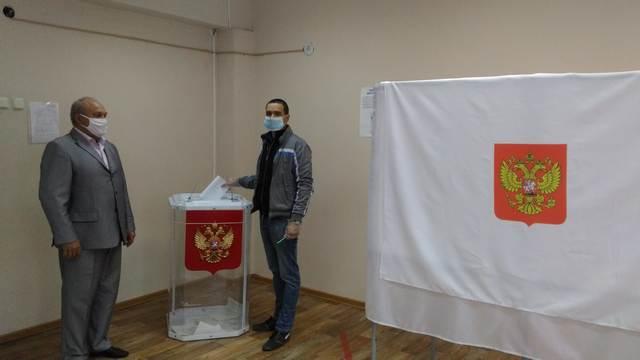 Юристы Чебаркуля в период подготовки и проведения голосования оказывали правовую помощь гражданам