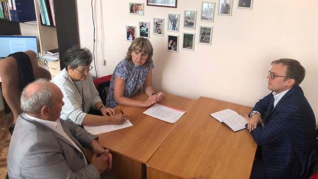 Юристы обсудили подготовку к мероприятиям в рамках проекта «Право и дети»