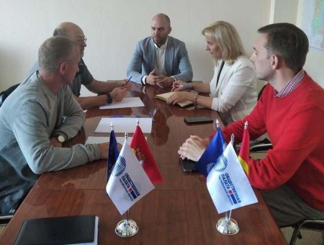 Заседание инициативной группы Общественной палаты Челябинской области
