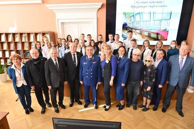 В музее права Челябинской области открылась выставка «Прокуратура России: вчера и сегодня»