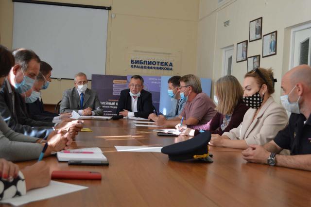 Юристы Магнитогорска приняли участие в работе Центра общественного наблюдения